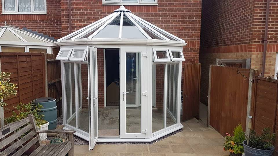 Image of a conservatory