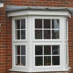 Image of a bay window