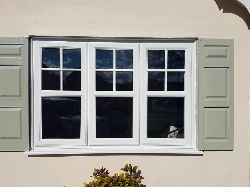Image of white window