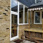 Image of a door and window installed by Clearview 2000 Ltd