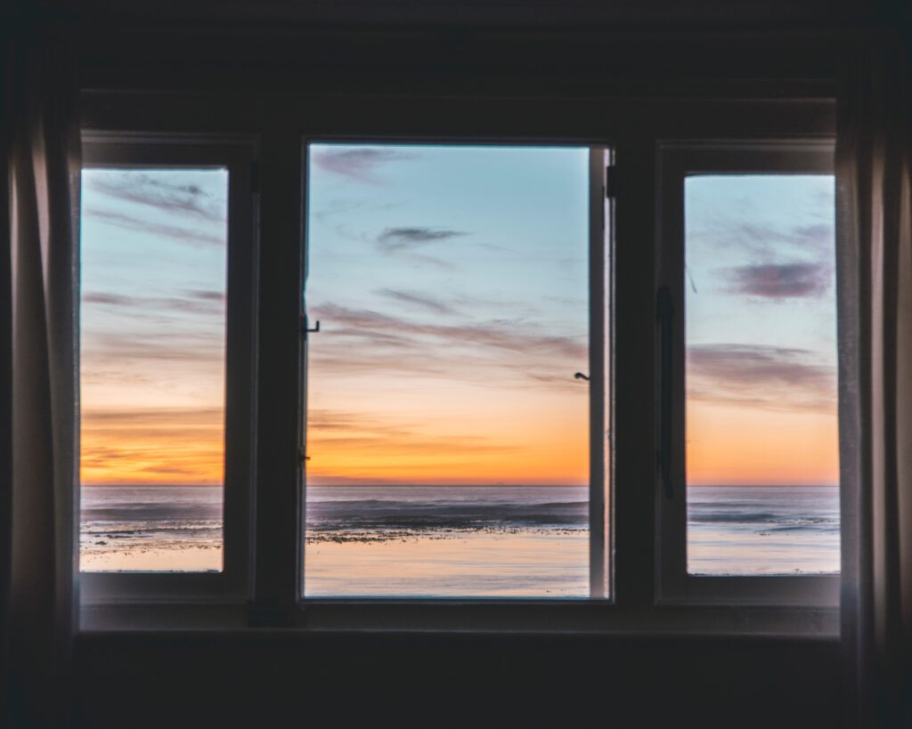 Image of a new window